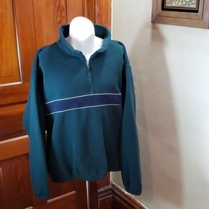 Croft & Barrow Sport 1/4 zip sweatshirt